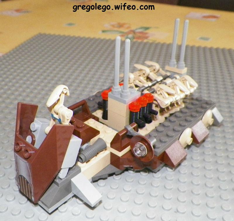 lego 7126
